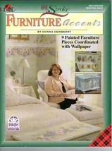 Donna Dewberry One Stroke Painting Book...Furniture Accents - $8.59