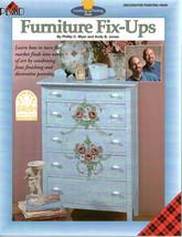 Decorative Painting~FURNITURE Fix-Up Booklet Plaid - $5.90
