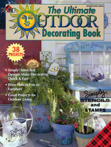 Plaid Book The Ultimate Outdoor Decorating Book - $6.35