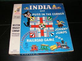1950 Milton Bradley Four Game Combination 4012 - $30.00