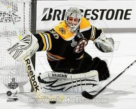 Tim Thomas Boston Bruins Stanley Cup 8X10 Color Hockey Memorabilia Photo - $4.99