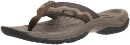 Keen Men's Kona Flip-m Flat Sandal Dark Olive/Antique Bronze 11 M US - $61.38 CAD