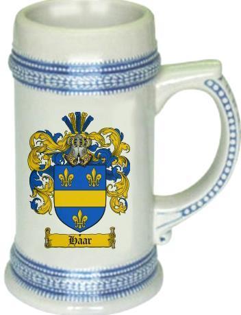 Haar coat of arms