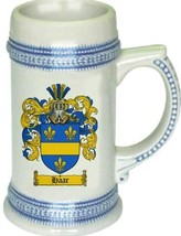 Haar Coat of Arms Stein / Family Crest Tankard Mug - $21.99