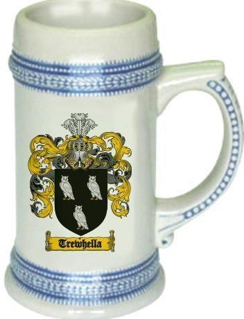 Trewhella coat of arms