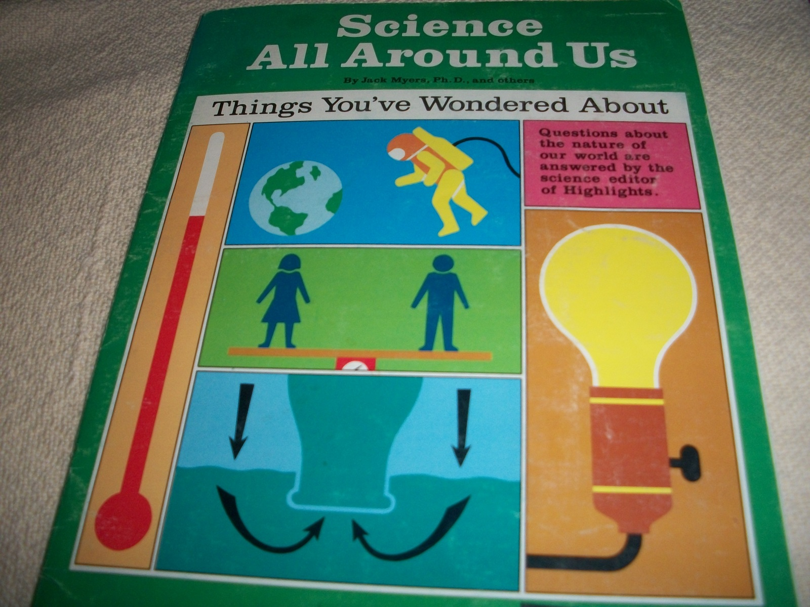 Primary image for Highlights for Children: Science All Around Us