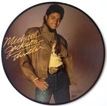 Michael Jackson - Thriller  Picture Disc LP Vinyl Record Album, Epic, 1983 - $38.95
