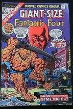GIANT-SIZE FANTASTIC FOUR #2 (1974) Marvel Comics VG+ - $9.89