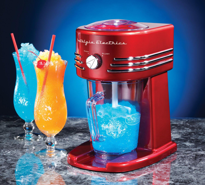 Frozen Drink Maker Slush Blender Ice Shaver Beverage Mixer Margarita Kitchen NEW