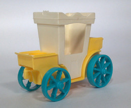 MA Vintage Fisher Price Little People Royal Car... - $16.99