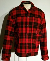 FCUK Women's Plaid Red Vintage Jacket Size Small   - $23.36
