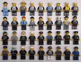 LEGO POLICE SWAT MINIFIGS FIGURES LOT gun rando... - $2.90 - $53.34