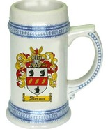 Slocum Coat of Arms Stein / Family Crest Tankard Mug - $21.99