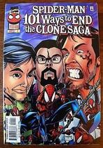 SPIDER-MAN: 101 Ways to End the Clone Saga #1-Shot Special (MARVEL) Comics-Books - $6.95