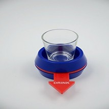 Shot Drinking Games Party Glass Spinner Novelty Adult Fun Gift - $13.99