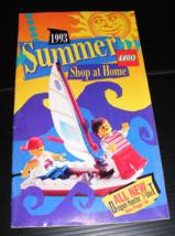 1993 Summer Shop at Home Lego Catalog - $20.00
