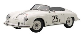 Autoart 1/18 Porsche 356 Speedster # 23F (White)New - $195.76