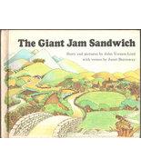 The Giant Jam Sandwich - $17.55