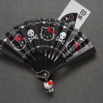 Sanrio Hello Kitty 2008 Strap figure black - $7.00