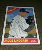 2015 Topps Heritage HN Jacob Lindgren - $0.98