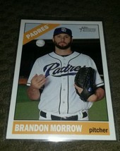 2015 Topps Heritage HN Brandon Morrow - $0.98