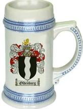 Oldenburg Coat of Arms Stein / Family Crest Tankard Mug - $21.99