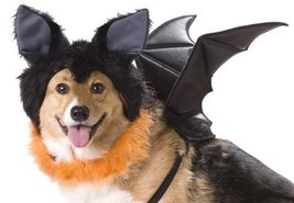 Animal Planet PET20103 Bat Dog Costume, Medium [Misc.] - $19.79