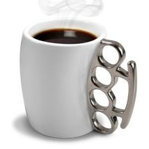 FISTICUP Knuckleduster Mug - £10.27 GBP