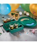 eSmart Creative Novelty Golf Drinking Game Set (With 6 Shot Glasses) Dri... - £22.37 GBP