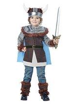 Valiant Viking Toddler Costume (Medium(3-4)) - £20.77 GBP