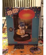 M&M's Collectible Talking Animated Lighted Desk Lamp 841.384 Brand New R... - $129.99