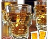 eSmart 16 oz Crystal Skull Head Vodka Glass Beer Cup Drink Ware