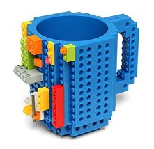 Build On Brick Blue Coffee Mug [Toy] - £17.08 GBP