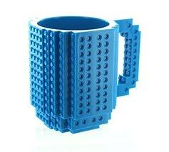 eSmart Creative DIY Block Puzzle Mug Build-On Mug Type Building Blocks C... - £10.85 GBP