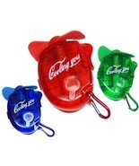 Carabiner Water Misting Fan 3 Piece Set [Kitchen] - €14,78 EUR