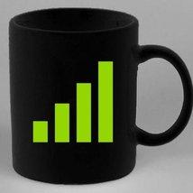 eSmart Signal Bar Color Changing Coffee Tea Porcelain Mug Brand New Style - £11.66 GBP