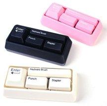 eSmart Keyboard Style Desk Stationary Set Stapl... - $18.81