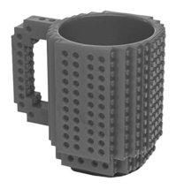 Build-On Brick Mug - BPA-free 12oz Coffee Mug, Garden, Lawn, Maintenance... - £14.00 GBP