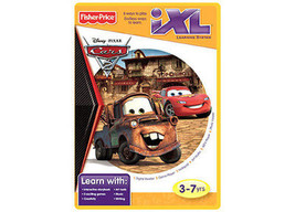 Disney Pixar - Cars 2 - Fisher-Price iXL Learning System Software Game - $1.89