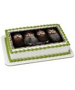 1/4 Sheet Duck Dynasty-Happy Happy Edible Image... - $9.99