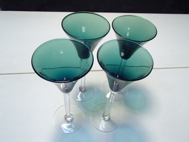 4 Gorgeous Green Cordials~~