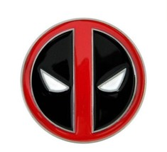 Dead Pool Belt Buckle X-men Super Hero Marvel Christmas Cosplay Costume ... - $6.92
