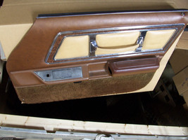 1976 MARQUIS 4 DOOR RIGHT FRONT DOOR PANEL ARMREST OEM USED 4 DOOR ORIG ... - $226.36