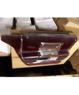 1987 d'Elegance RED LEFT REAR DOOR PANEL OEM USED BROUGHAM DEVILLE FLEET... - $214.58