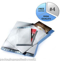 1000 #4 9.5x14.5 Poly Bubble Mailers Shipping Mailing Padded Envelopes B... - $235.17