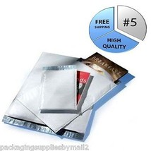 """700 #5 Poly Bubble Mailers  10.5""""x 16""""Shipping Mailing Envelopes padded ... - $219.68"""
