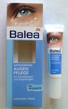 Balea Active Eye-Contour Gel - Reduces Puffiness, Dark Circles, -15ml - $8.26