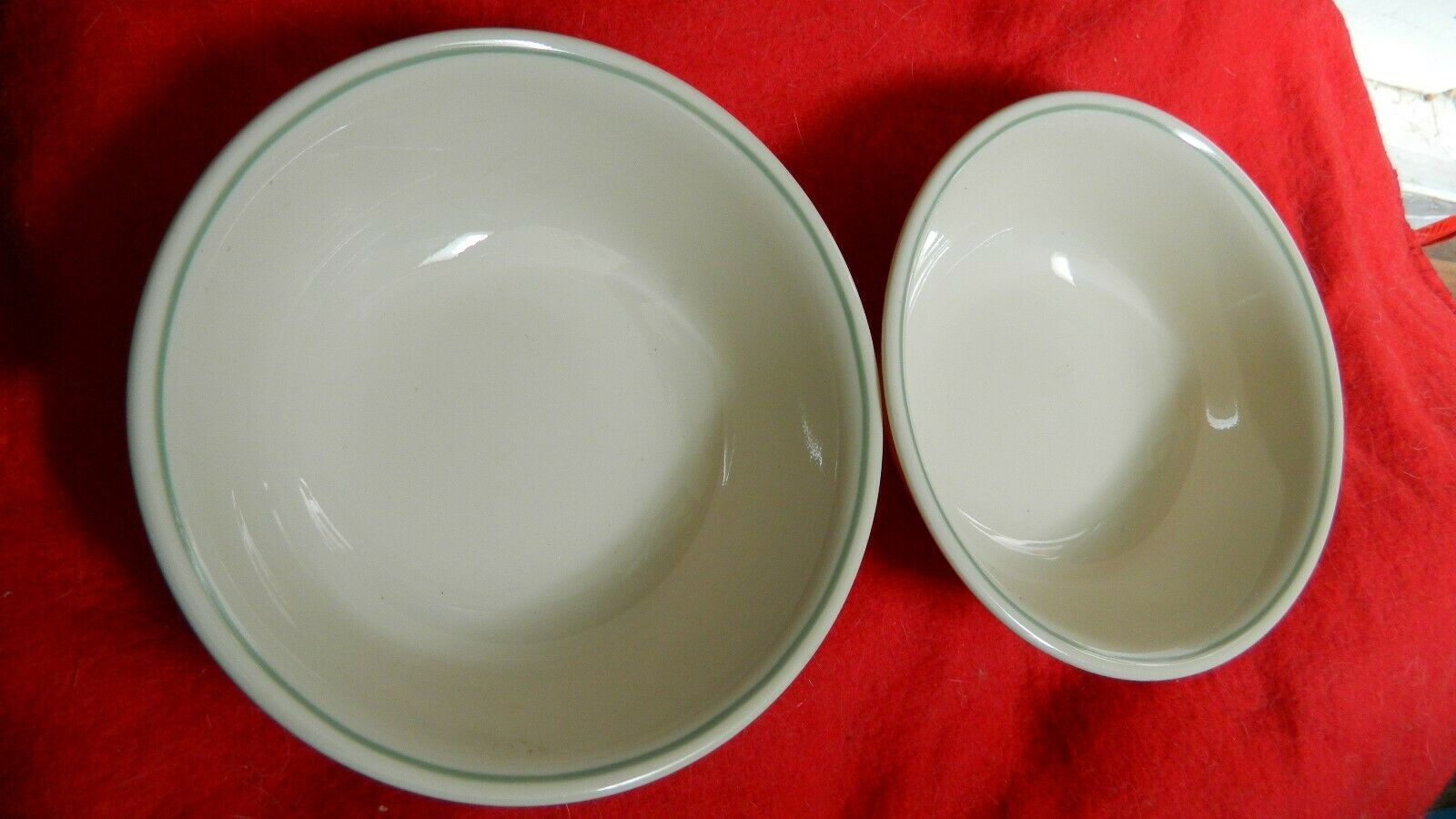 Primary image for CORELLE CALICO ROSE SOUP / CEREAL BOWLS 18 OUNCE x 2 GUC FREE USA SHIPPING