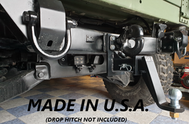 Ball Hitch NOT Included 2342332 Bolt ON Receiver Hitch FITS Land Rover Defender 90 NO Drilling Install