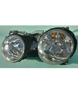 2000-2008 JAGUAR S-TYPE LEFT SIDE HALOGEN HEADLIGHT OEM - $177.29